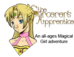 The Sorcerer's Apprentice: an all-ages Magical Girl adventure