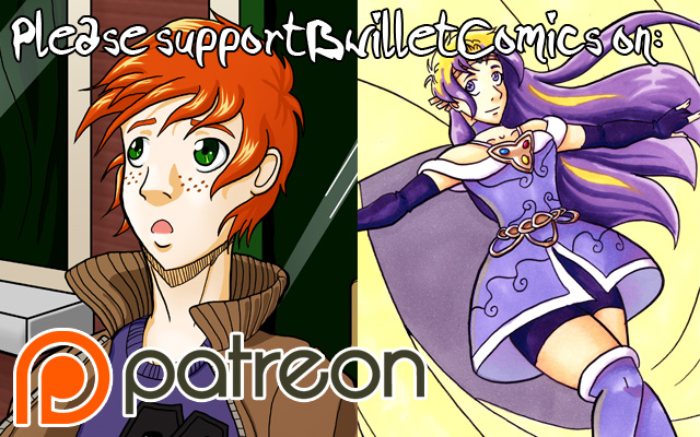 Support Bwillett Comics on Patreon