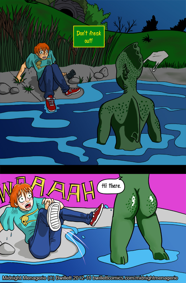 Chapter 07: Beast of the 17th Green pg.22