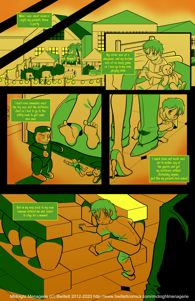 Chapter 08: Beast of the 17th Green prt.2 pg.13