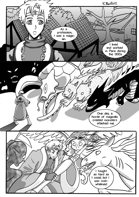 Chapter 02 The Magician p.11