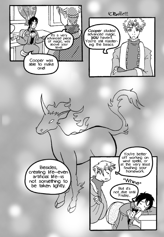 Chapter 09: All that's Familiar pg.11