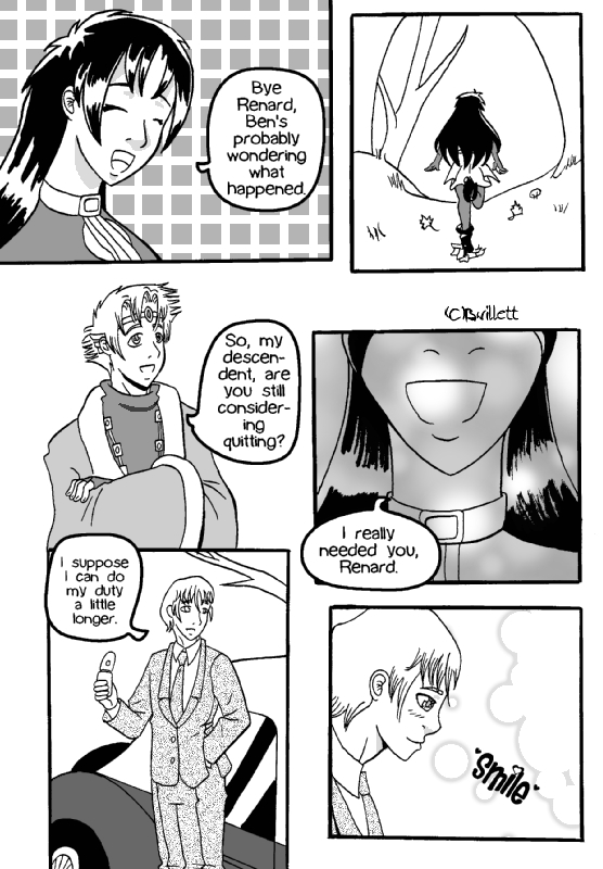 Chapter 10: The Guardian's Doubts pg.33