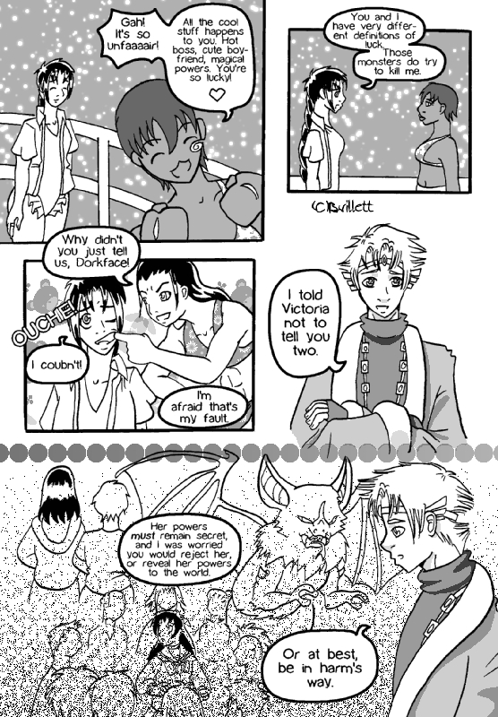 Chapter 12: Winter Break pg.23